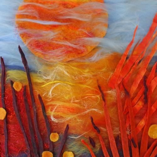 Reed sunset layout Jennie Loader 500